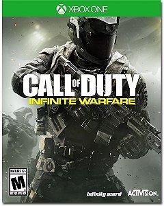 Jogo XBOX ONE Usado Call of Duty Infinite Warfare