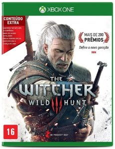 Jogo XBOX ONE Usado The Witcher 3 Wild Hunt