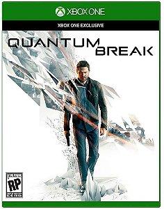 Jogo XBOX ONE Usado Quantum Break
