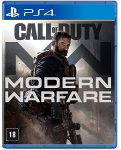 Jogo PS4 Usado Call of Duty Modern Warfare