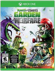 Jogo XBOX ONE Usado Plants Vs Zombies Garden Warfare