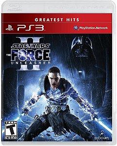 Jogo PS3 Usado Star Wars The Force Unleashed II