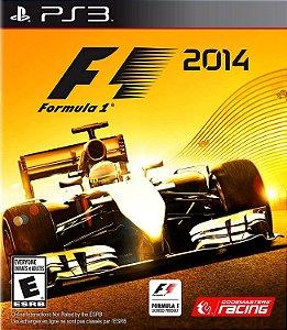 Jogo PS3 Usado F1 2014