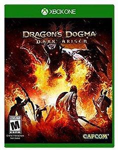 Jogo XBOX ONE Usado Dragon's Dogma Dark Arisen