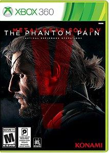 Jogo XBOX 360 Usado Metal Gear Solid V: Phantom Pain