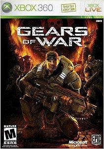 Jogo XBOX 360 Usado Gears of War