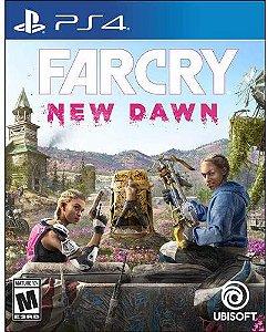 Jogo PS4 Usado Far Cry New Dawn