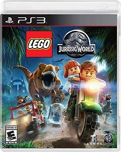 Jogo PS3 Usado LEGO Jurassic World