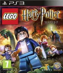 Jogo PS3 Usado LEGO Harry Potter Years 5-7