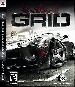 Jogo PS3 Usado GRID