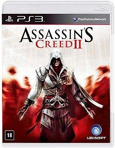 Jogo PS3 Usado Assassin's Creed II