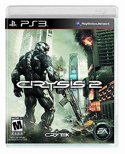 Jogo PS3 Usado Crysis 2
