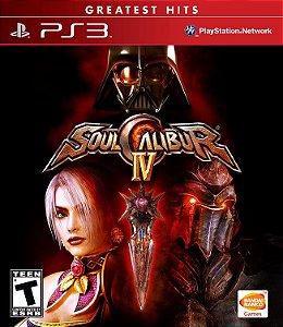 Jogo PS3 Usado Soul Calibur IV