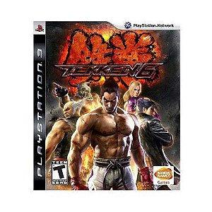 Jogo PS3 Usado Tekken 6