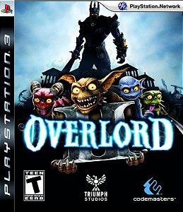 Jogo PS3 Usado Overlord II