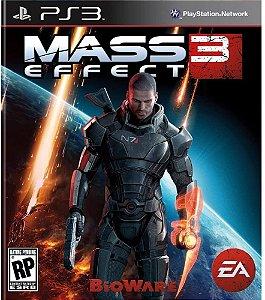 Jogo PS3 Usado Mass Effect 3