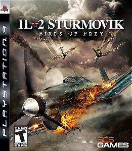 Jogo PS3 Usado IL-2 Sturmovik Birds of Prey