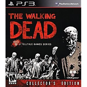 Jogo PS3 Usado The Walking Dead A Telltale Game Series