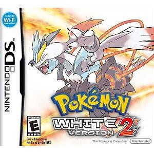 Jogo Nintendo DS Usado Pokémon White 2