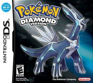 Jogo Nintendo DS Usado Pokémon Diamond Version