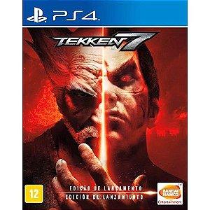 Jogo PS4 Usado Tekken 7
