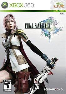 Jogo XBOX 360 Usado Final Fantasy XIII