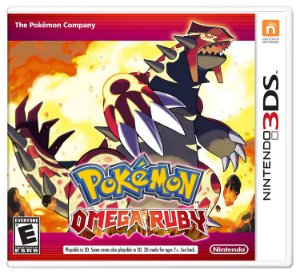 Jogo Nintendo 3DS Usado Pokémon Omega Ruby
