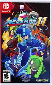 Jogo Nintendo Switch Usado Mega Man 11