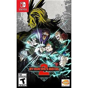 Jogo Nintendo Switch Usado My Hero's One Justice 2