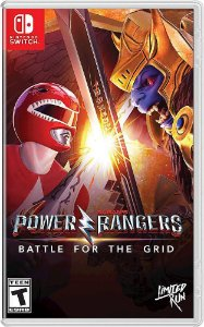 Jogo Nintendo Switch Usado Power Rangers: Battle for the grid