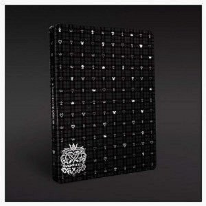 Jogo PS4 Usado Kingdom Hearts 3 Steelbook