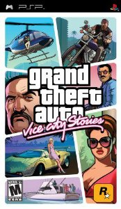 Jogo PSP Usado Grand Theft Auto Vice City Stories