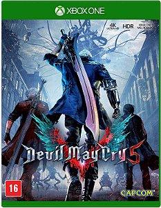 Jogo XBOX ONE Usado Devil May Cry 5