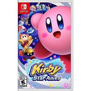 Jogo Nintendo Switch Usado Kirby Star Allies