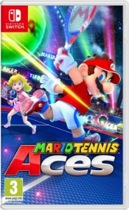 Jogo Nintendo Switch Usado Mario Tennis Aces