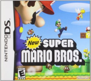 Jogo Nintendo DS Usado New Super Mario Bros.