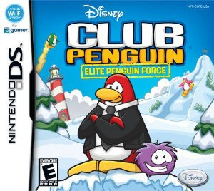 Jogo Nintendo DS Usado Club Penguin Elite Penguin Force