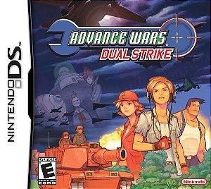Jogo Nintendo DS Usado Advance Wars Dual Strike
