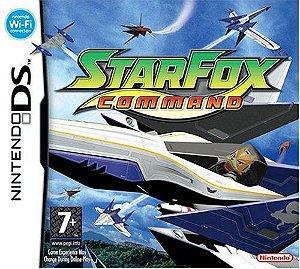 Jogo Nintendo DS Usado StarFox Command
