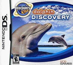 Jogo Nintendo DS Usado Discovery Kids Dolphin Discovery