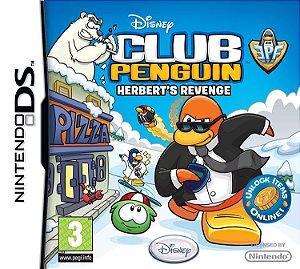 Jogo Nintendo DS Usado Club Penguin Herbert's Revenge
