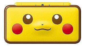 Console Usado New Nintendo 2DS XL Pikachu Edition