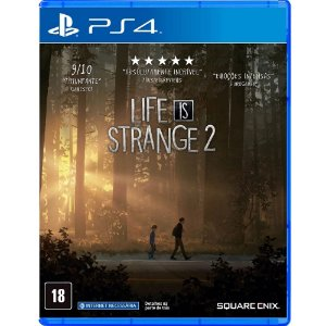 Jogo PS4 Novo Life is Strange 2