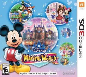 Jogo Nintendo 3DS Usado Disney Magical World