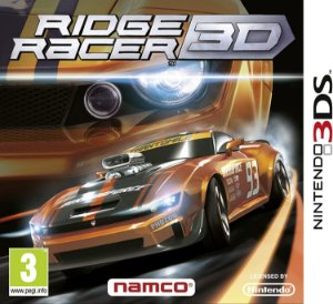 Jogo Nintendo 3DS Usado Ridge Racer 3D