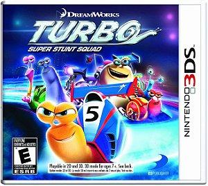 Jogo Nintendo 3DS Usado Turbo Super Stunt Squad