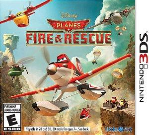 Jogo Nintendo 3DS Usado Disney Planes Fire & Rescue