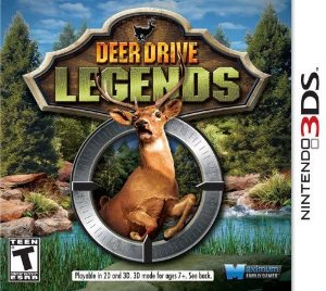 Jogo Nintendo 3DS Usado Deer Drive Legends