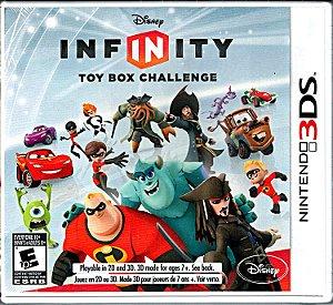 Jogo Nintendo 3DS Usado Disney Infinity
