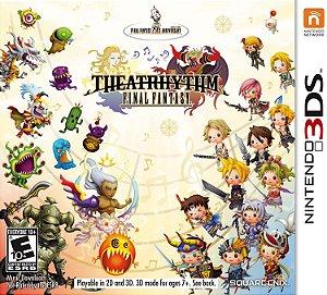 Jogo Nintendo 3DS Usado Theatrhythm Final Fantasy